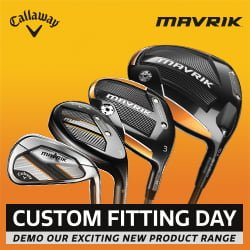 Callaway Fitting Day 2020